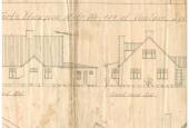 Huset fremstår nu som et typisk muremesterhus fra 1930erne.