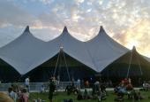 Grøn scene Roskilde Festival 09