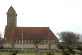 gedser kirke eksteriør