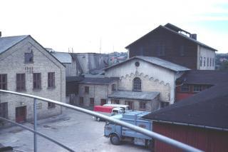 Hobro Gasværk i 1980erne