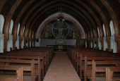 gedser kirke interiør