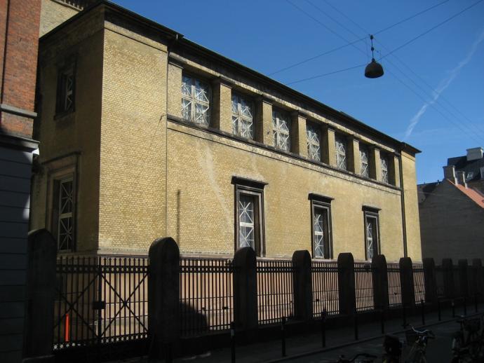 Synagogen i Krystalgade-1