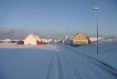 Vinter i Lild Strand