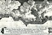 Svenskernes storm på fæstningen d. 24. oktober 1657