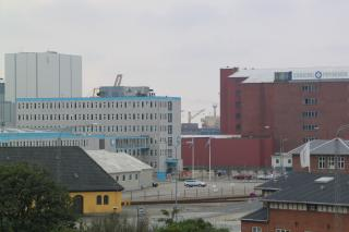 Havneudsigt Esbjerg