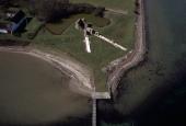 Luftfoto Slotø