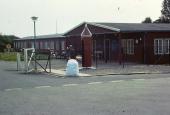 Hovedvagten. Almegårds Kaserne