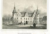 Tegning af Holsteinborg