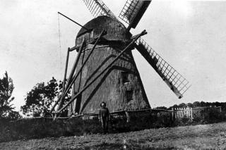 Havnø Mølle 1900