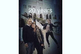 20 års fejring på NIMBS