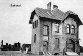 Holbøl Station