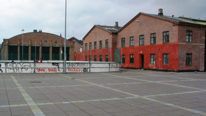 Nrrebrohallen