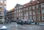 Vartorv stiftelse, front