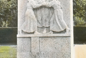 Christiansfeld Genforeningsstenen