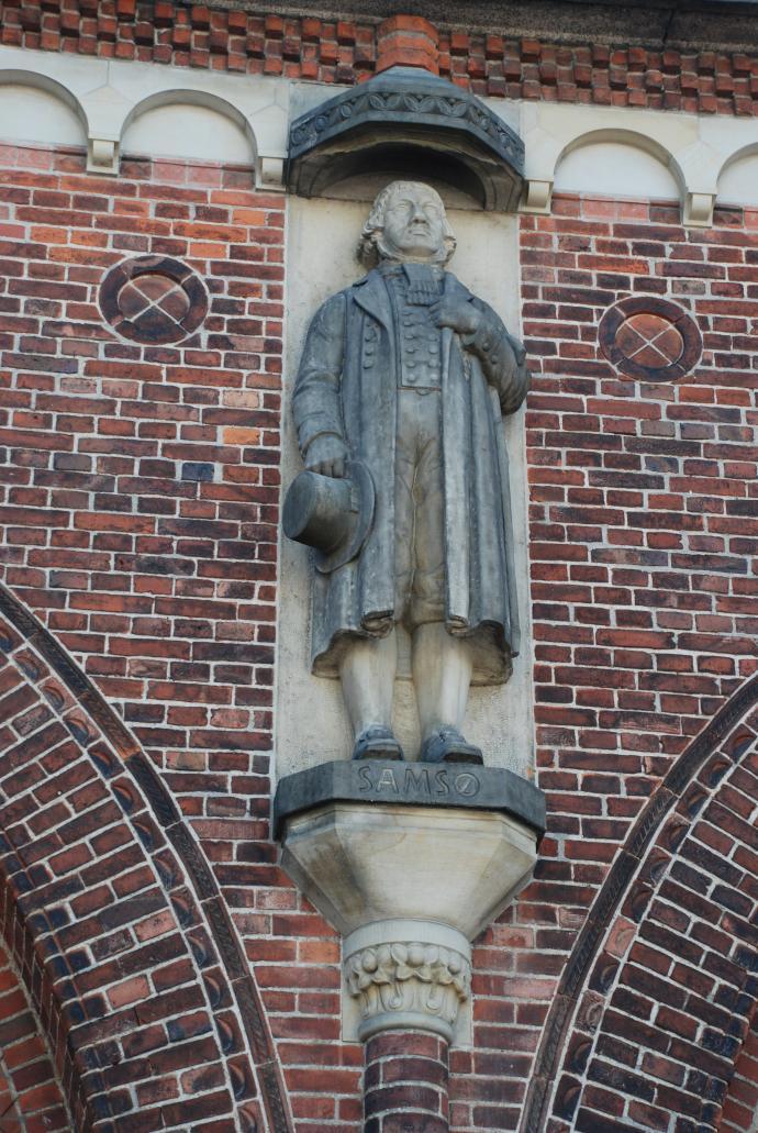 Københavns Hovedbanegård figurer