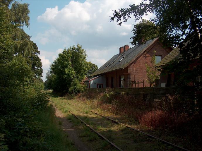 Assensbanen, Ebberup