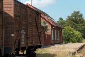 Assensbanen, Nårup