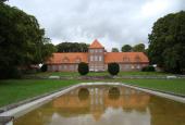 Hald Hovedgård front