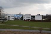 Henning Larsens Gymnasium på afstand