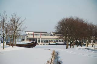 the Viking Ship Hall