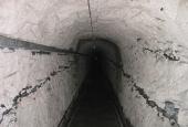 Stevnsfortet. Tunnel til 40 mm. luftværnsbatteri