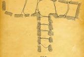 Grundplan over Glentehøj