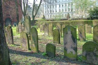Mosaisk Nordre Begravelsesplads