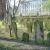 Den jødiske gravplads i Møllegade