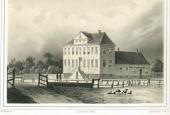 Tegning af Stensballegård