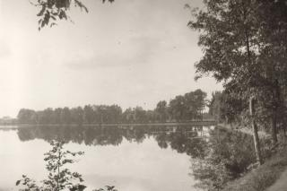 Damhussøen 1920