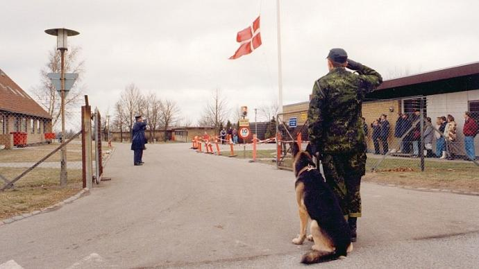 Flyvestation Sigerslev lukkes