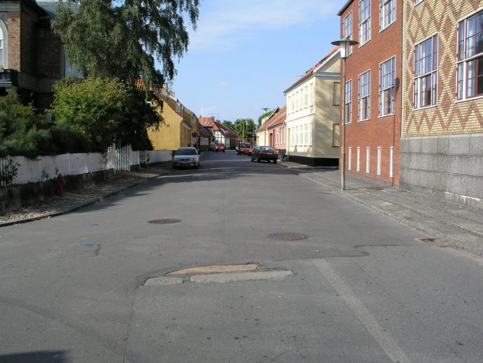 Storegade i Rønne