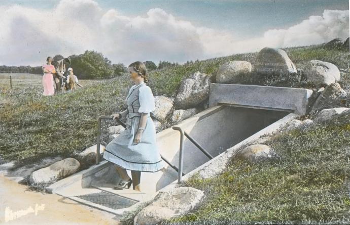 Ladbyskibet gravhøjen