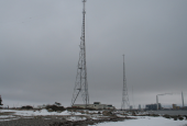 Kalundborg Senderen fra nord