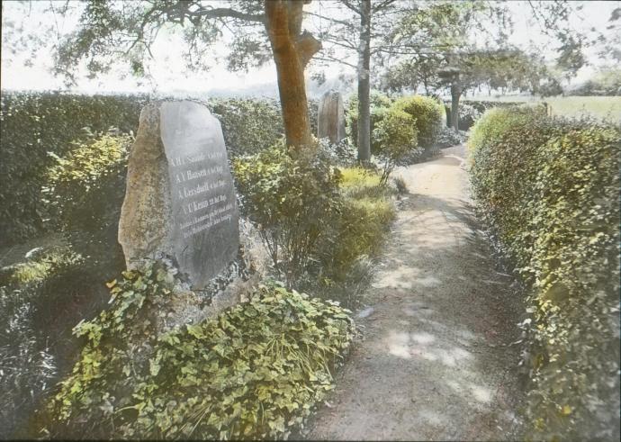 Dybbøl soldatergrave