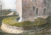 Sønderborg Slot fangetårnet