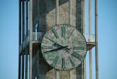 Århus Rådhus ur