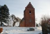 Sankt Jørgensbjerg Kirke  tårn