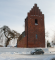 Sankt Jrgensbjerg Kirke  trn