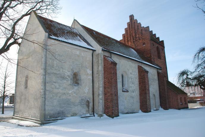 sct jørgensbjerg kirke roskilde