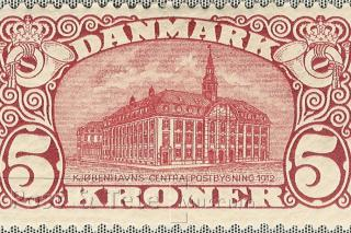 Tietgensgade frimærke 1912