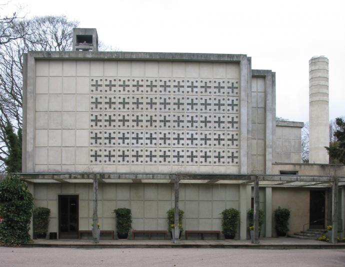 Mariebjerg Kirkegårds Krematorium
