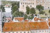 Koldinghus Slotsruinen Kolding