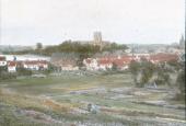 Koldinghus Slotsruinen