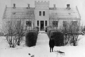 Kastellet ca. 1900