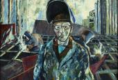 Maleri af Anker Landberg