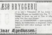 Einar Ægediussen