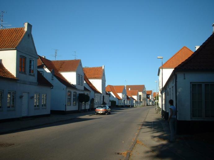 Storegade i Augustenborg