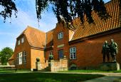 Museets Hovedindgang