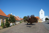 Klostertorvet i Sæby.